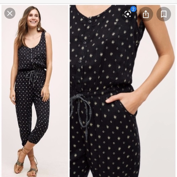 dRA Anthropologie romper